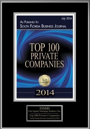 Award 3- Top 100 Private Companies