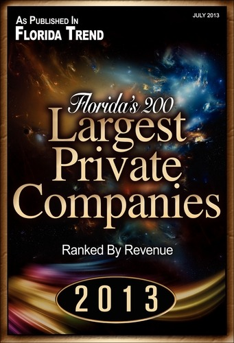 FT Florida 200 Largest Private Companies 2013