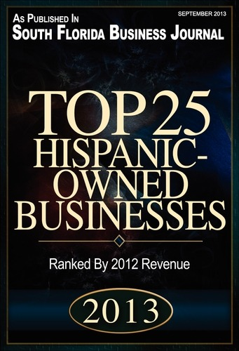 SFBJ Top 25 Hispanic OB 2013