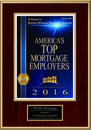 America's Top Mortgage Employers